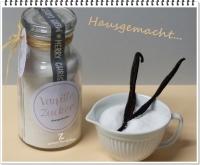 Vanillezucker Hausgemacht