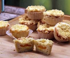 Käseküchlein aus der Muffinform