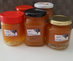 Diana 's  Apfel Orangen Marmelade