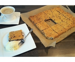 Riesencookie mit Nutella