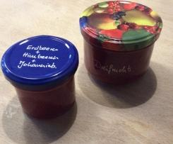 Dreifrucht Marmelade