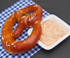 Bayerischer Obatzda