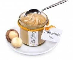 Macadamia Nussaufstrich