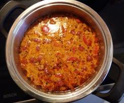 Paprika-Soße a la Nicky