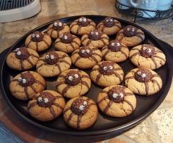 Cookies Erdnusskekse