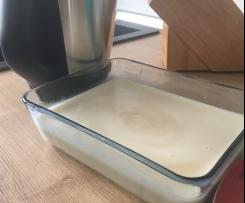 Lemon-Cheesekake Eis