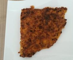 Schüttelpizza - low carb