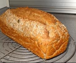 schnelles Roggen-Dinkel-Brot