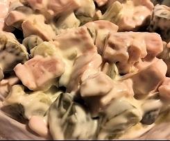 Fleischsalat (wie vom Metzger Meister)