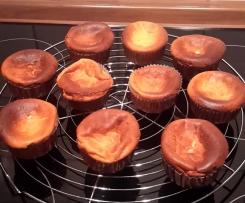 Milli's Vanille-Käsekuchen-Muffins