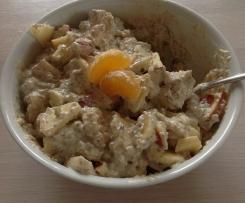 Powerfrühstück mit Chia Low Carb, Vegan