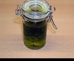 Gerrys pikantes Rosmarin-Basilikum-Öl zu Fisch und Pasta
