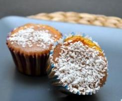Apfel-Möhren-Kokos-Muffins