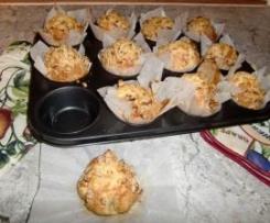 Käse-Nuss-Muffins