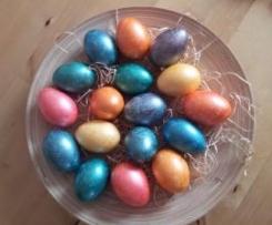 Ostereier / 20 Eier kochen