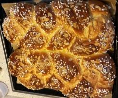 Lockerer Hefezopf wie vom Bäcker
