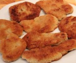 Seitan -Schnitzel