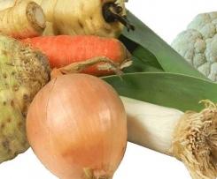 Würzpaste aus Gemüse (z.B. als Alternative zu gekörnter Brühe)