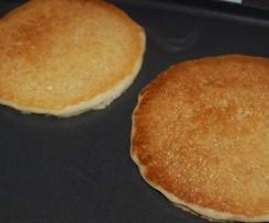 """Alaskan Sauerteig """"Hotcake"""" (Pancake)"""