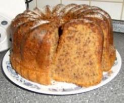 Baileys-Nuss-Rührkuchen