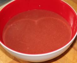 Himbeer-Dressing zu Blattsalaten - Super lecker