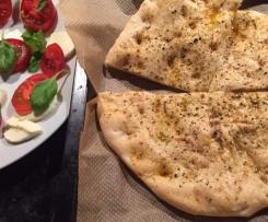 "Pizzabrot -""Rezept des Tages"" vom 16.08.2016-"