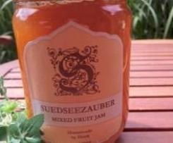 Südseezauber (Marmelade aus exotischen Früchten)